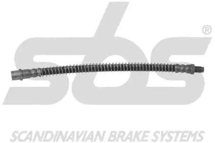 Гальмівний шланг на Мерседес W212 SBS 1330853346.