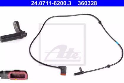 Датчик АБС на Mercedes-Benz GLK  ATE 24.0711-6200.3.