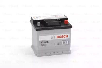 Аккумулятор на Фольксваген Гольф 'BOSCH 0 092 S30 020'.