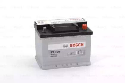 Аккумулятор на Фольксваген Гольф 'BOSCH 0 092 S30 050'.