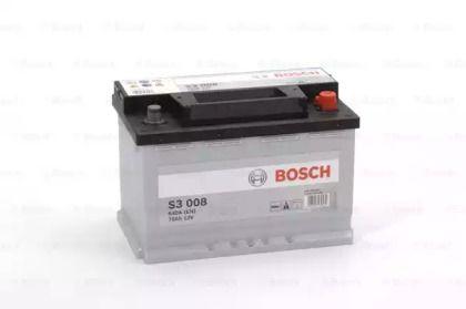 Акумулятор на Ніссан Навара 'BOSCH 0 092 S30 080'.