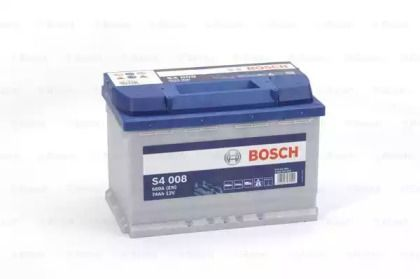 Акумулятор на Ніссан Навара 'BOSCH 0 092 S40 080'.