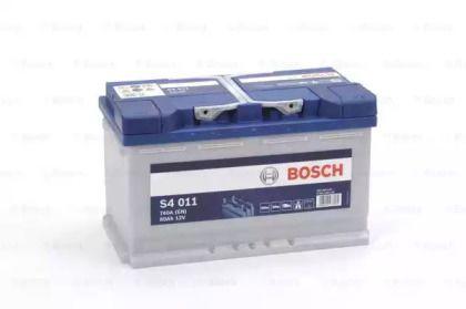 Акумулятор на AUDI A5 'BOSCH 0 092 S40 110'.