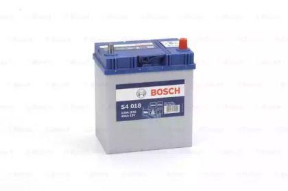 Акумулятор 'BOSCH 0 092 S40 180'.
