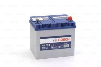 Акумулятор на NISSAN NAVARA 'BOSCH 0 092 S40 240'.