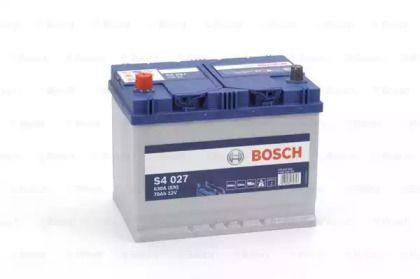 Акумулятор на Альфа Ромео Джульєтта 'BOSCH 0 092 S40 270'.