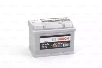 Акумулятор на Ауді 80 'BOSCH 0 092 S50 040'.