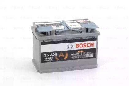 Акумулятор на Мерседес Гла  BOSCH 0 092 S5A 080.