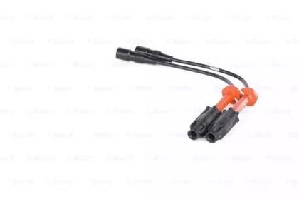 Високовольтні дроти запалювання на Мерседес W210 BOSCH 0 986 356 311.