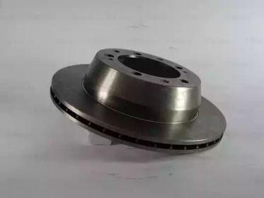 Вентилируемый тормозной диск на PORSCHE 924 'BOSCH 0 986 478 101'.