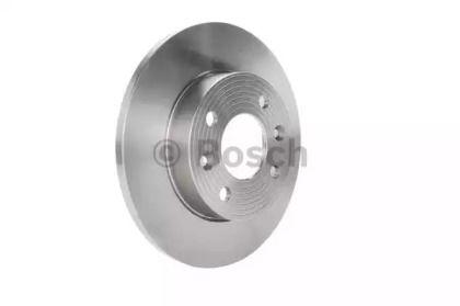 Тормозной диск на RENAULT RAPID 'BOSCH 0 986 478 105'.