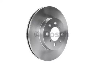 Вентилируемый тормозной диск на Ровер Стритвайз 'BOSCH 0 986 478 174'.
