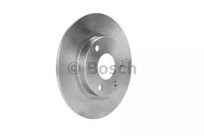 Тормозной диск на CITROEN SAXO 'BOSCH 0 986 478 246'.