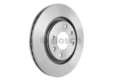 Вентилируемый тормозной диск на Ситроен Ксантия 'BOSCH 0 986 478 268'.