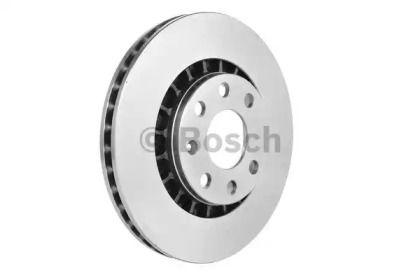 Вентилируемый тормозной диск на DAEWOO ESPERO 'BOSCH 0 986 478 327'.