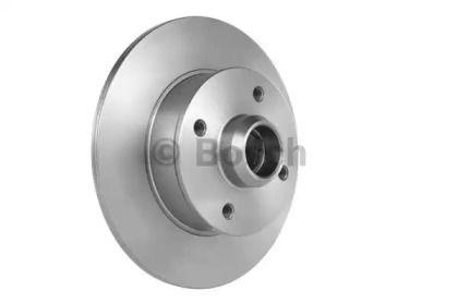 Тормозной диск на VOLKSWAGEN CORRADO 'BOSCH 0 986 478 331'.