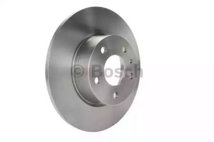 Тормозной диск на ALFA ROMEO 147 'BOSCH 0 986 478 341'.