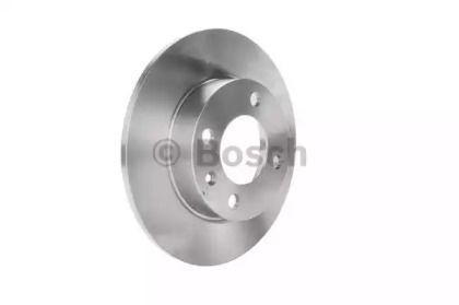 Тормозной диск на VOLKSWAGEN LUPO 'BOSCH 0 986 478 492'.