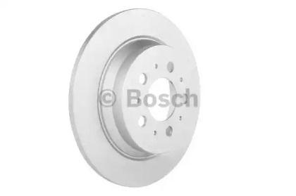 Тормозной диск на Вольво В70 'BOSCH 0 986 478 495'.