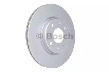 Вентилируемый тормозной диск на Фиат Сена 'BOSCH 0 986 478 515'.