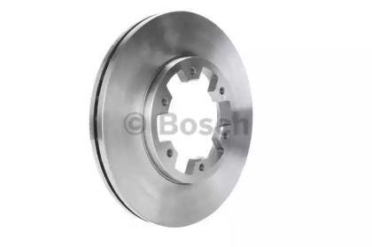 Вентилируемый тормозной диск на NISSAN TERRANO 'BOSCH 0 986 478 532'.