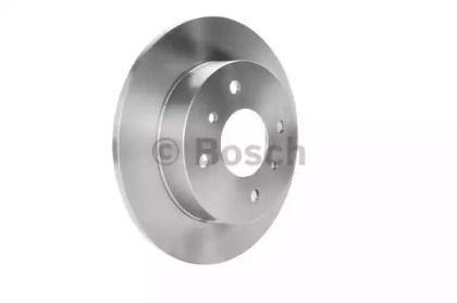 Тормозной диск на NISSAN ALMERA 'BOSCH 0 986 478 564'.