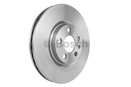 Вентилируемый тормозной диск на LANCIA ZETA 'BOSCH 0 986 478 812'.