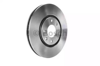 Вентилируемый тормозной диск на PEUGEOT 406 'BOSCH 0 986 478 831'.