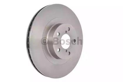 Вентилируемый тормозной диск на Субару ХВ 'BOSCH 0 986 478 977'.