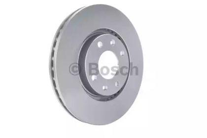 Вентилируемый тормозной диск на CITROEN DS5 'BOSCH 0 986 478 979'.