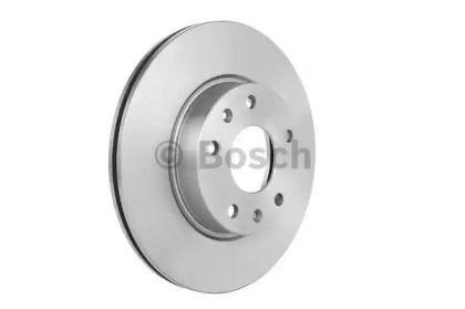 Вентилируемый тормозной диск на Фрилендер 'BOSCH 0 986 478 992'.