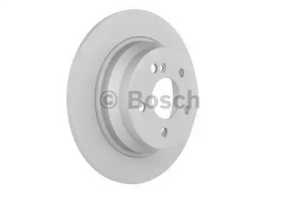 Тормозной диск на MERCEDES-BENZ CLS 'BOSCH 0 986 479 041'.
