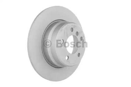 Тормозной диск на БМВ Х5 'BOSCH 0 986 479 167'.