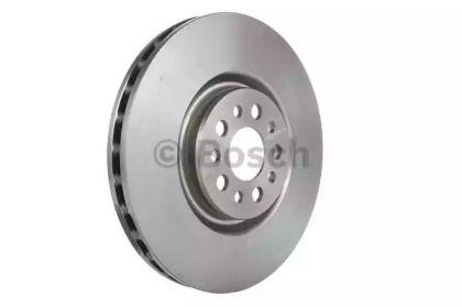 Вентилируемый тормозной диск на Ситроен С8 'BOSCH 0 986 479 168'.