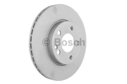 Вентилируемый тормозной диск на Мерседес Б класс 'BOSCH 0 986 479 186'.