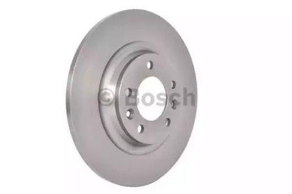 Тормозной диск на PEUGEOT 407 'BOSCH 0 986 479 194'.