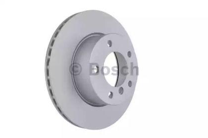 Вентилируемый тормозной диск на BMW 2 'BOSCH 0 986 479 213'.