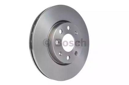 Вентилируемый тормозной диск на Опель Адам 'BOSCH 0 986 479 223'.