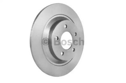 Тормозной диск на Мазда 5 'BOSCH 0 986 479 233'.