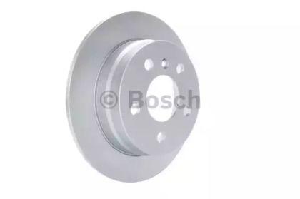 Тормозной диск на MERCEDES-BENZ B-CLASS 'BOSCH 0 986 479 235'.