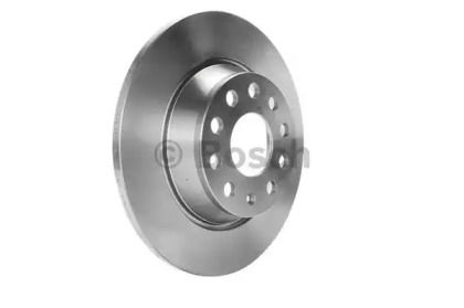 Тормозной диск на Ауди Ку3 'BOSCH 0 986 479 247'.