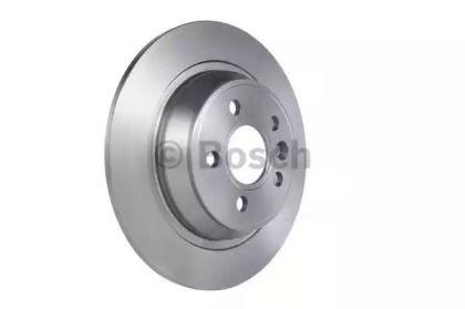 Тормозной диск на RANGE ROVER EVOQUE 'BOSCH 0 986 479 254'.