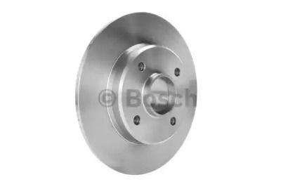 Тормозной диск на Ситроен С3 Аиркросс 'BOSCH 0 986 479 255'.