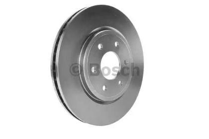 Вентилируемый тормозной диск на Ниссан Навара 'BOSCH 0 986 479 356'.