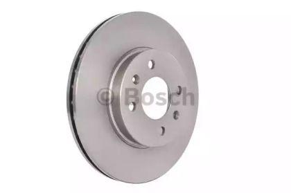 Вентилируемый тормозной диск на HYUNDAI I20 BOSCH 0 986 479 367.