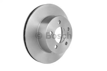 Вентилируемый тормозной диск на Джип Гранд Чероки 'BOSCH 0 986 479 386'.