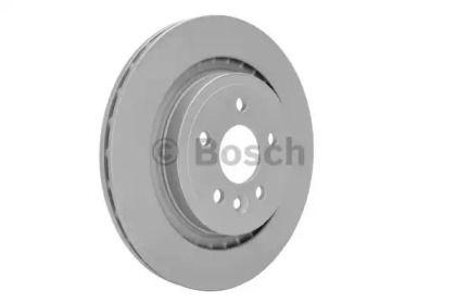 Вентилируемый тормозной диск на VOLVO V60 'BOSCH 0 986 479 398'.