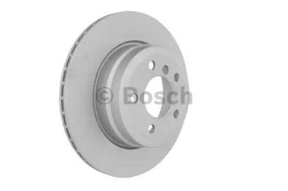 Вентилируемый тормозной диск на БМВ Х6 'BOSCH 0 986 479 442'.