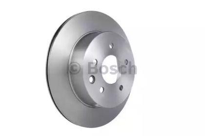 Вентилируемый тормозной диск на NISSAN LEAF BOSCH 0 986 479 453.