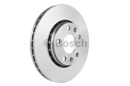 Вентилируемый тормозной диск на Рено Флюенс 'BOSCH 0 986 479 553'.